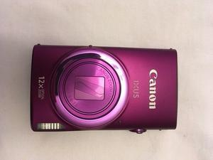Canon Ixus 265 HS Compact Digital Camera - Purple