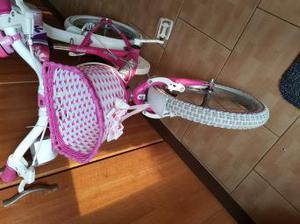 Girls bike 16 inch wheels
