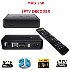 MAG 250 BOX IPTV NOT OPENBOX OR ZGEMMA MAG250 SKYBOX
