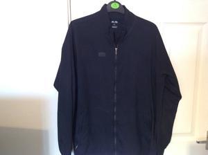 Mens adidas lightweight jacket size large