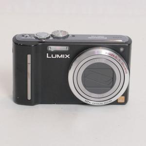 Panasonic Lumix TZ8 Digital Camera - Black (12.1MP, 12x Optical Zoom) 2.7 inch LCD