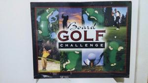 Board Golf Challenge Board Game Complete Golf In A Box UnOPENED NEW