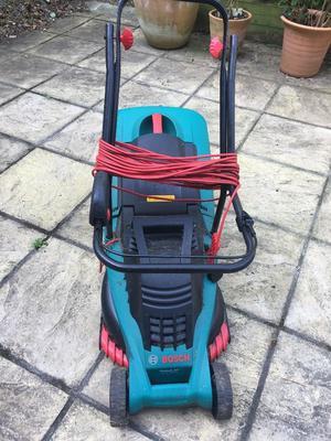 Bosch 37 Rotak Lawn Mower