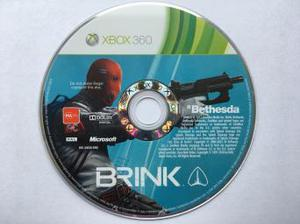 Brink for Xbox 360 - New - Disc Only in Protective Sleeve