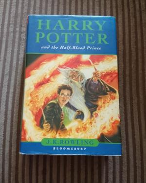 Harry Potter and the Half-blood Prince First EDITION Brand