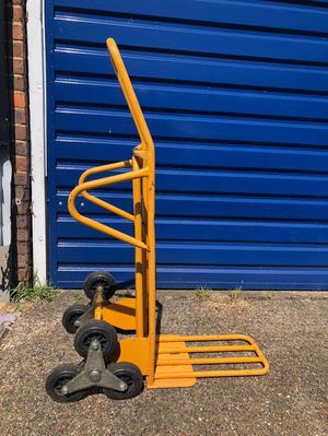Heavy Duty Industrial Hand Wheel Trolley