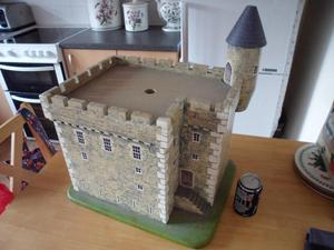 Large Wooden Toy castle for sale