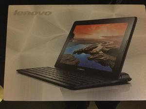 Lenovo Tablet with Keyboard