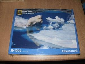 "National Geographic  Piece JIgsaw Puzzle ""Polar Bear"""