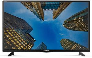 Sharp LC-32HGK 32 Inch HD Ready LED TV Freeview HD USB