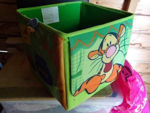 Winnie The Pooh Foldable Toy Box