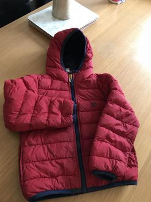 Boys Timberland puffa coat (age 4 years)