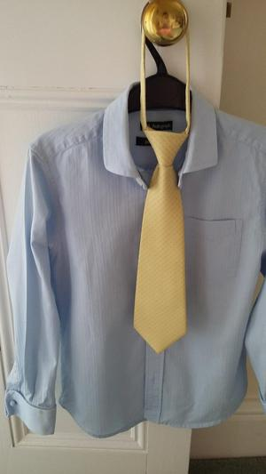 Boys Wedding shirt / special occasion - age 9