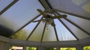 Ceiling Fan & Lights Unit
