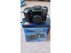 Konica Z-UP 80 Super Zoom 35mm Film Camera mm Zoom Lens