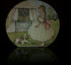 Royal Worcester Collectors Plate Please Note Il Take Offers