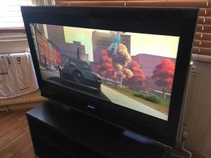 Sony Bravia KDL-40Wp HD LCD Television