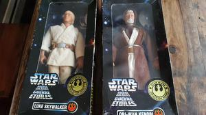 Star wars Luke Skywalker and obi wan kenobi