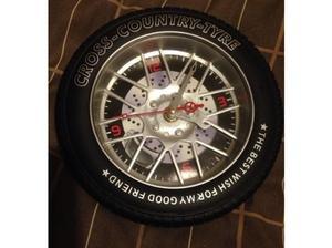 wheel clock in Swansea