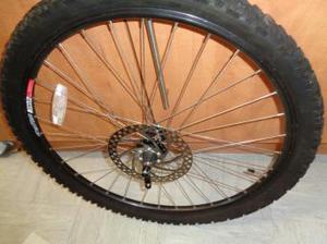 26 inch mountain bike disc wheel