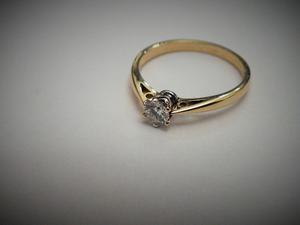 Beautiful.25 ct. High Quality Diamond Ring