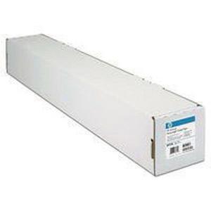 HP White Inkjet Paper - Matte bond paper - bright white - Roll (91.4 cm x 91.4 m) - 90 g m2