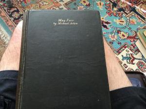 May fair by Michael Arlen hardback  first edition GC