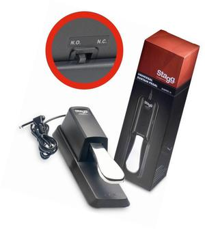 Stagg  Keyboard/E-Pia no Sustain Pedal