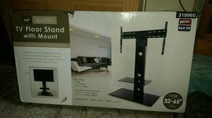 Tv floor stand with mount brand new in box for 32to65 inch screen marked up 70 quid sell for £40