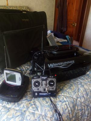 Waverunner mk 4,bait boat
