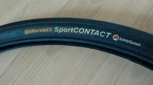 continental Sports contact 26x1.6 tire.