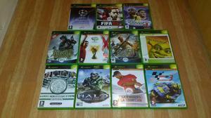 11 XBOX GAMES