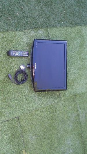 "19"" Samsung LE19R86BDX HD Ready Digital Freeview LCD Tv with remote"