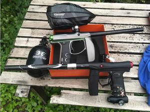 2 paintball markers package in Bromsgrove