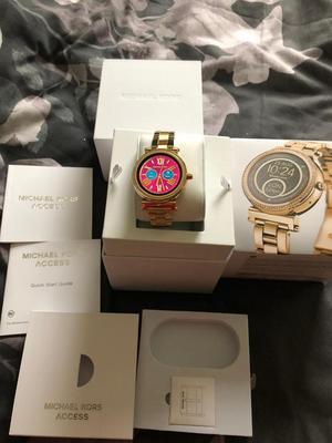 Brand new Micheal kors acess Sofie watch