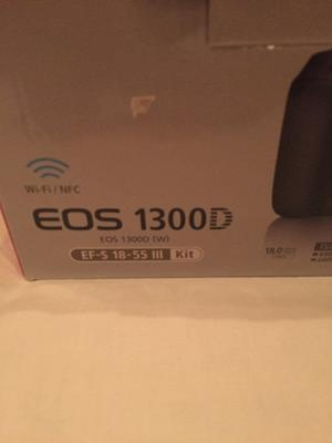 CANON EOS D DSLR Camera with  mm Kit NEW