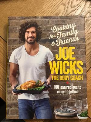 Joe Wicks Cook book