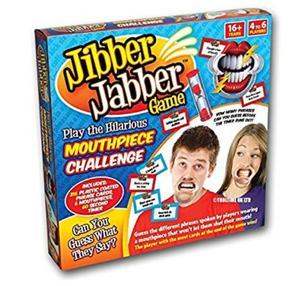 New And Boxed - Jibber Jabber Game