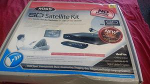 SATELLITE ROSS SD SATELLITE KIT AS NEW AVAILABLE FOR SALE