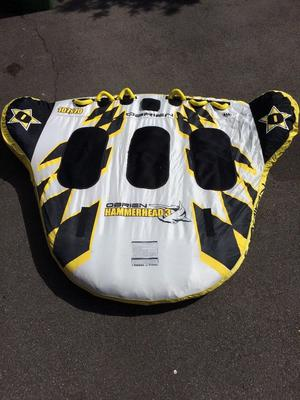 Used O'Brien Hammerhead Towable Inflatable 3 Rider Tube
