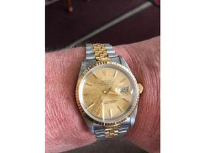 mens rolex oyter perpetual date just in Blandford Forum