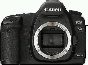 Canon 5D Mark II Full Frame Pro DSLR with Original Box and Charger