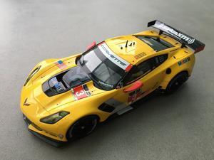 """Carrera Digital  Chevrolet Corvette c7.r """" no. 03 """""""