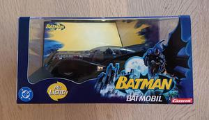 "Carrera Evolution # Batmobile ""HUSH"" 1:32 Slot Car"