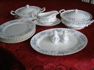 china dinner service ainsly 2nd the polegate posot class. Black Bedroom Furniture Sets. Home Design Ideas