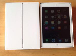Apple iPad Air 2 16GB WiFi + 4G cellar EE +. Vgc silver & white box & charger