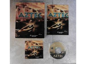 Aztec The Curse In The Heart Of The City Of Gold PC Game Big