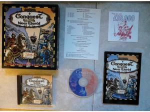 Conquest Of The New World PC Big Boxed in Wandsworth
