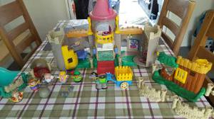 Fisher Price My Little Kingdom Castle