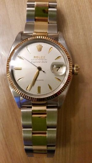 Gents vintage Rolex watch